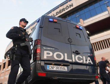 Мадридська поліція без причини побила уболівальників Лестера