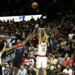 НБА: Вашингтон і Бостон в півфіналі конференції, Кліпперс наздогнали Юту