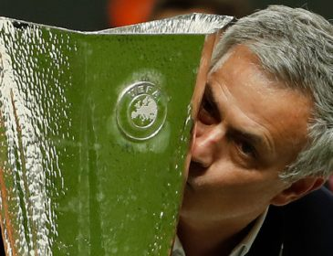 Моурінью – третій тренер, який вигравав єврокубки з трьома різними клубами