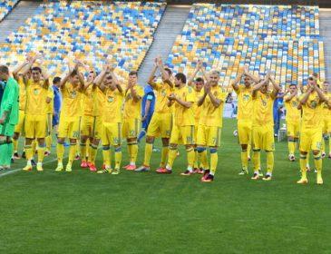Андрій Шевченко назвав склад збірної України на матч з Фінляндією