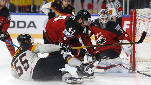 Канада стала останнім півфіналістом хокейного ЧС-2017
