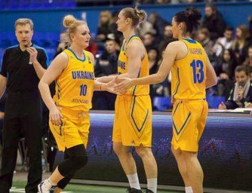 Україна – восьмий фаворит жіночого Євробаскету