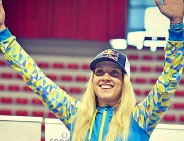 Ольга Харлан тріумфально повернулася після травми