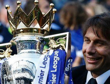Антоніо Конте визнаний тренером року в чемпіонаті Англії