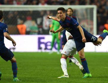 Андер Еррера визнаний кращим гравцем фіналу Ліги Європи