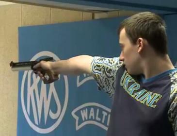 Павло Коростильов виграв Кубок світу зі стрільби