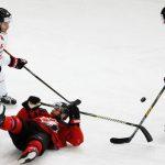 Збірна Канади вперше програла на чемпіонаті світу з хокею