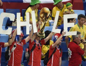 Збірна Чилі назвала склад на Кубок Конфедерацій
