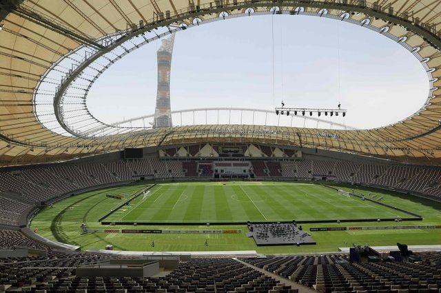 У Катарі відкрили перший стадіон до ЧС-2022