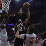 НБА: Клівленд пройшов Торонто, Х'юстон зрівняв рахунок у серії з Сан-Антоніо