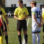 Президент українського футбольного клубу вперше за 16 років вийшов на поле і відбив пенальті