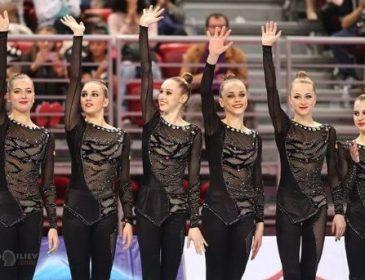 Українські гімнастки зі скандалом завоювали чотири медалі в Іспанії