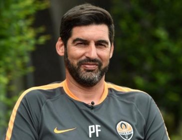 Тренер Шахтаря розповів про цілі клубу на наступний сезон