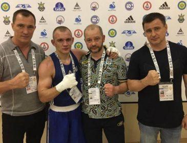 Українська збірна з боксу завоювала ліцензії на чемпіонат світу