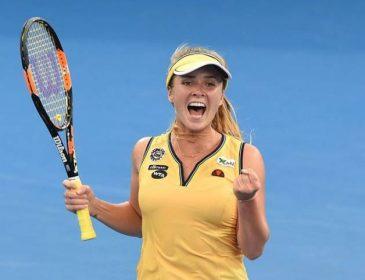 Світоліна побила тенісний рекорд, який тримався 23 роки
