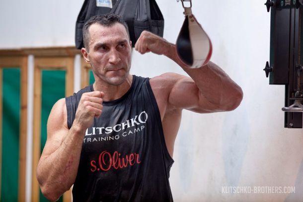 Володимир Кличко здійснив мрію юного боксерфа