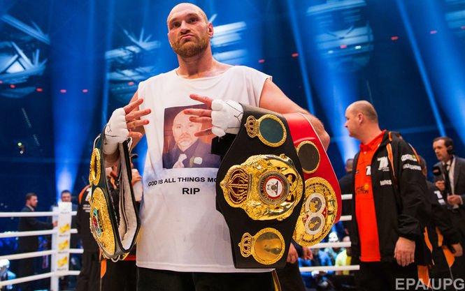 Боксер, який позбавив титулів Кличка, оголосив про завершення кар'єри