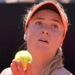 Еліна Світоліна опустилася на п'яте місце в чемпіонській гонці WTA
