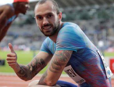 Раміль Гулієв – другий в історії білий спортсмен, який вибіг з 10 секунд на стометрівці