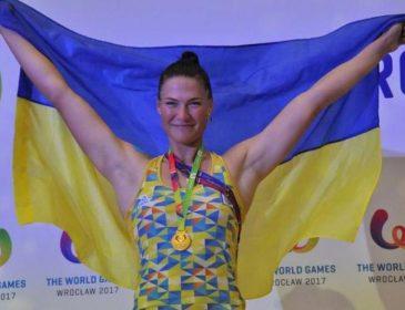 Українка встановила світовий рекорд на Всесвітніх іграх