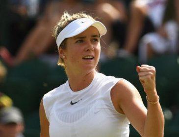 Найкраща тенісистка України пробилась до четвертого раунду Вімблдону