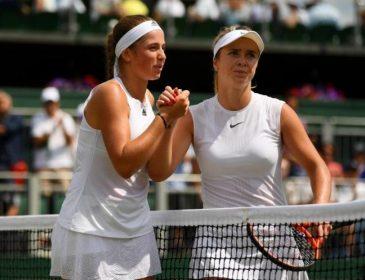 Найкраща українська тенісистка назвала причини вильоту з Вімблдону