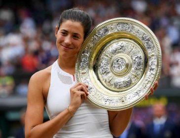 Іспанська тенісистка виграла Вімблдон-2017
