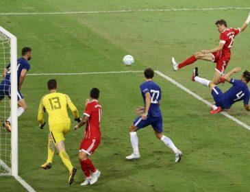 Баварія з мінімальною перевагою перемогла Челсі