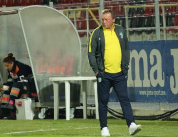 Тренер Олександрії оцінив гру своїх підопічних у матчі Ліги Європи