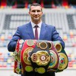 Українська легенда Кличко увійшов до ТОП-20 кращих боксерів світу
