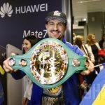Екс-чемпіон світу з боксу Постол проведе бій в Києві в середині вересня