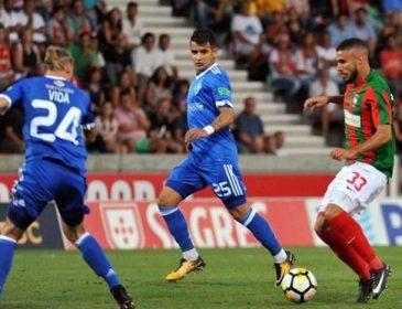 Динамо не змогло обіграти Марітіму в плей-офф Ліги Європи
