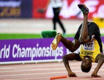 Легендарний легкоатлет не зміг завершити свій останній забіг в кар'єрі