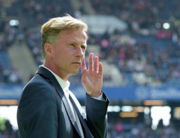 Німецький клуб звільнив третього тренера за рік
