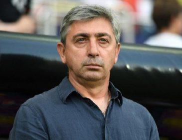 Український футбольний клуб несподівано змінив тренера