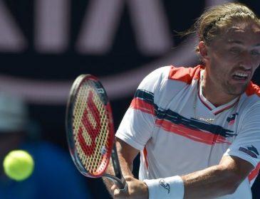 Долгополов здобув третю перемогу на US Open