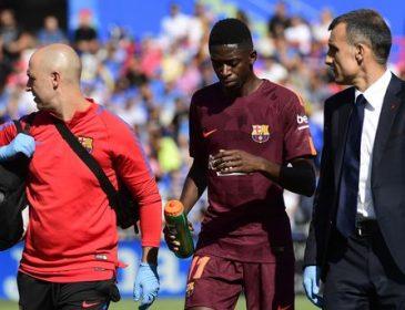 """""""Барселона"""" на чотири місяці втратила футболіста, на якого витратила рекордні гроші"""
