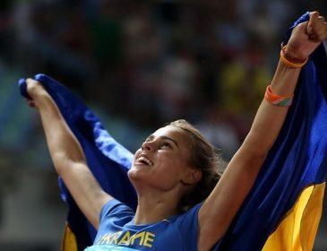 Легкоатлетка Юлія Левченко – найкраща спортсменка в Україні за підсумками серпня