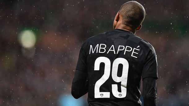 """Мбаппе в матчі проти """"Селтіка"""" встановив відразу два досягнення в Лізі чемпіонів"""