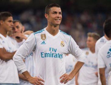 Реал укладе новий багатомільйонний контракт зі спонсором