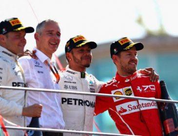 Британський гонщик став переможцем Гран-Прі Італії