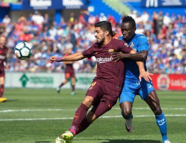Чемпіонат Іспанії: Барселона з великими труднощами виграла у Хетафе