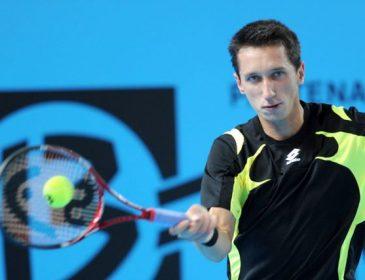 Український тенісист Стаховський вдало розпочав престижний турнір у Бельгії