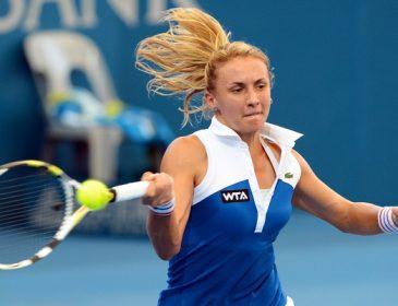 Українська тенісистка завершила виступи на Кубку Кремля