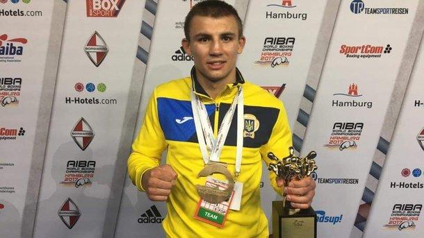 Олександр Хижняк визнаний найкращим спортсменом України у вересні