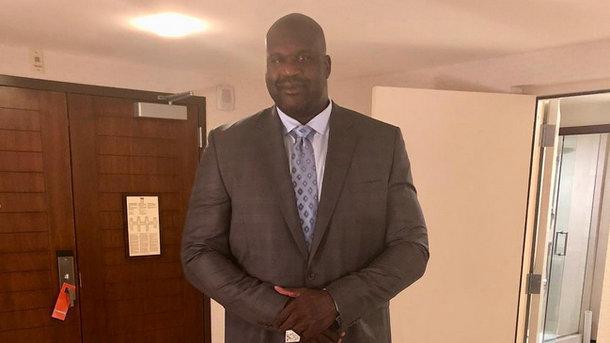 У FIBA відзначили заслуги Шакіла О'Ніла, включивши його в Зал слави