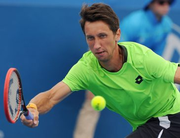 Український тенісист зачохлив ракетку на турнірі в Бельгії