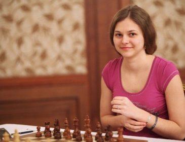Українка виграла чемпіонат Європи зі швидких шахів