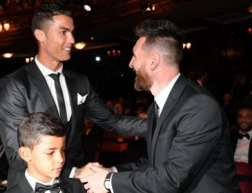 Стало відомо, за кого голосували Роналду і Мессі при виборі футболіста року