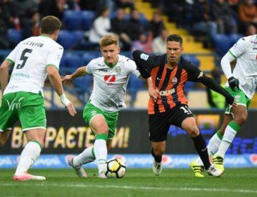 Український футбольний клуб можуть понизити в класі через борги перед футболістами